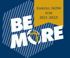 Enrollment for 2021-2022 is OPEN!