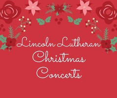 Christmas Concerts 2020 - UPDATED 11/17
