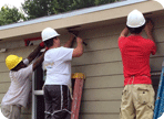 LL Builds with Habitat for Humanity (September 2015)