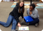 Lincoln Lutheran Spanish Students Mentor Trinity Kids
