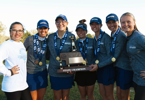 2019 State Champs for Girls Golf