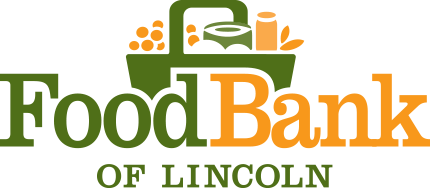 Food Bank of Lincoln logo