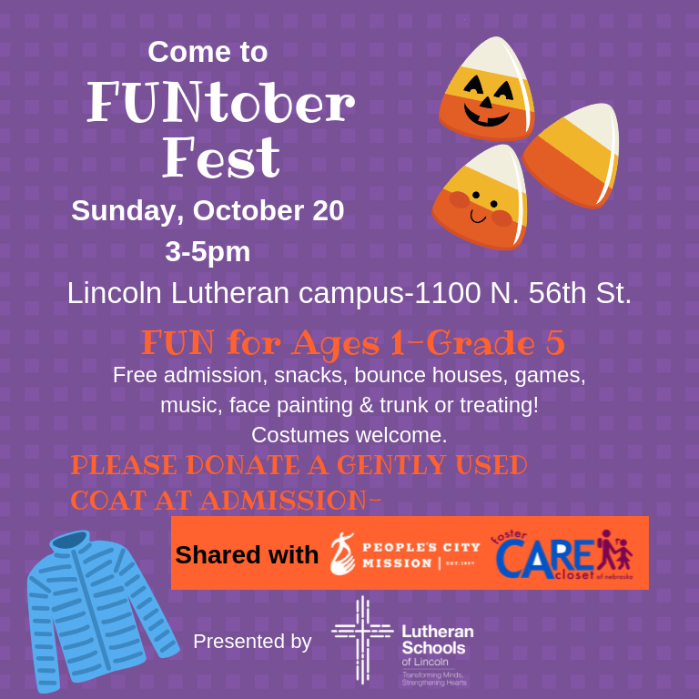 Funtober even information - Fall Family Fun