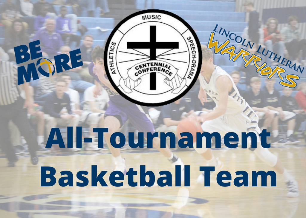 All-Tournament Basketball Team - Centennial Conference